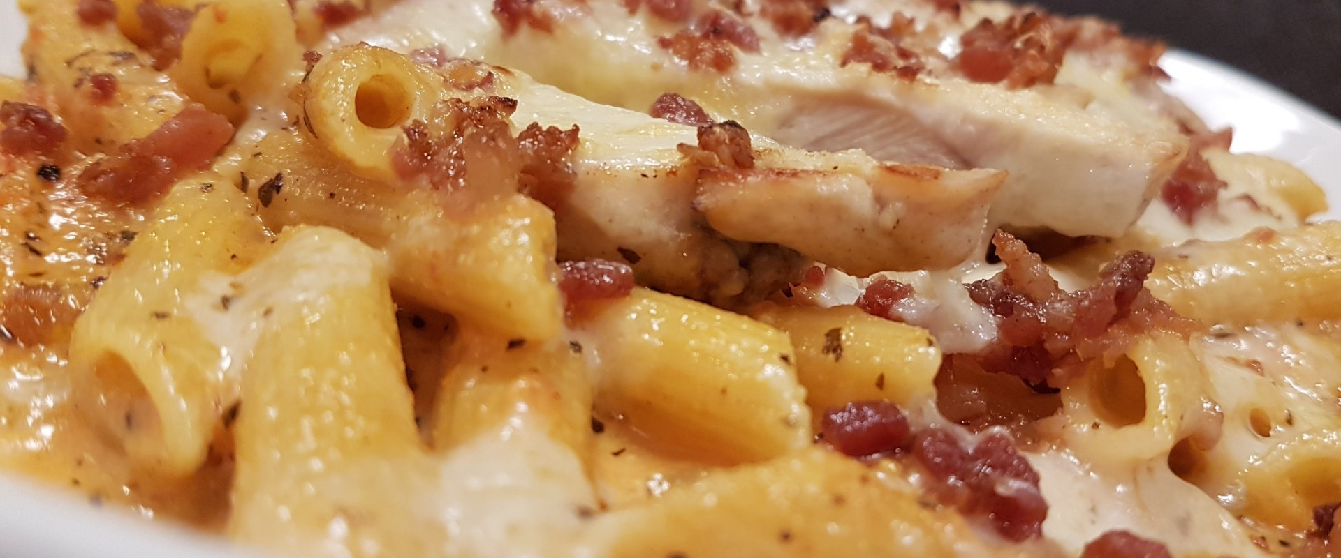 Menus Chicken Bacon Penne En